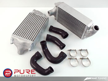 AWE Tuning Porsche 997TT Intercoolers