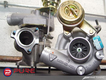 AWE Tuning Porsche 996TT Turbo Upgrade Kit