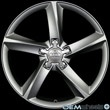 AU511+18%26quot%3B+Matte+GunMetal+ET35+Wheels+Set